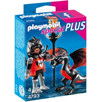 Playmobil 4793 - Рыцарь с драконом - фигурки Плеймобил Special Plus