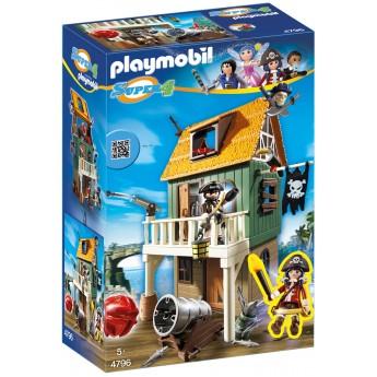 Playmobil 4796 - Піратська бухта - конструктор Плеймобіл Super 4