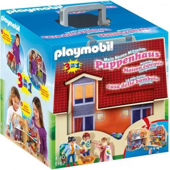"""Playmobil 5167 - Ляльковий дім """"Візьми з собою"""" - конструктор Плеймобіл Dollhouse"""