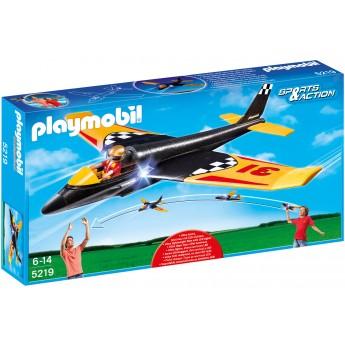 Playmobil 5219 Скоростной авиа-планер - игрушка для улицы Плеймобил