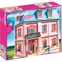 Playmobil 5303 Кукольный домик Delux - конструктор Плеймобил