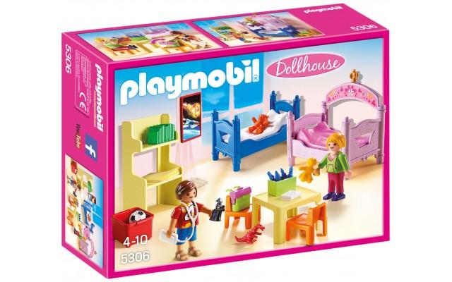 Playmobil 5306 - Дитяча кімната - ігровий набір Плеймобіл Dollhouse