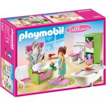 Playmobil 5307 - Ванная комната - игровой набор Плеймобил Dollhouse