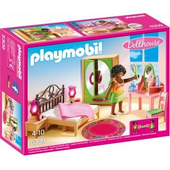 Playmobil 5309 Спальня с мебелью - конструктор Плеймобил