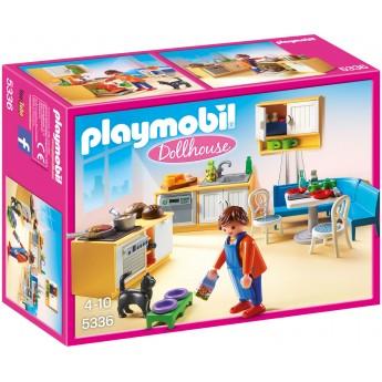 Playmobil 5336 - Кухня - конструктор Плеймобіл Dollhouse