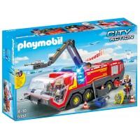 Playmobil 5337 Пожарная машина аэропорта - игрушка Плеймобил