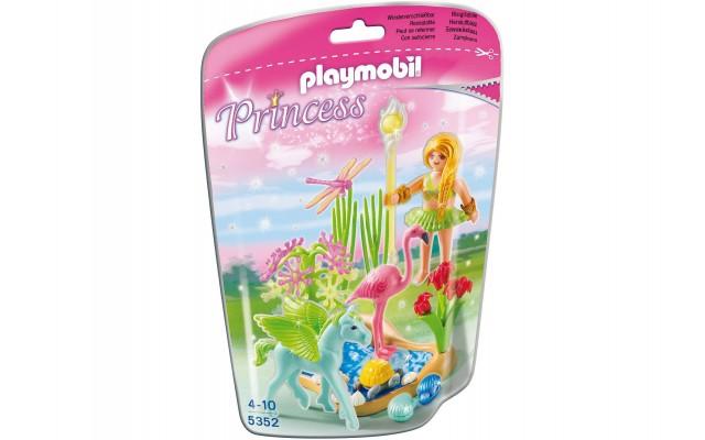 Playmobil 5352 Фея солнца и маленький пегас - фигурки Плеймобил