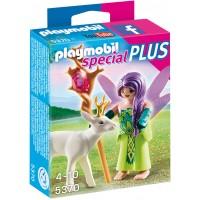 Playmobil 5370 - Фея с оленем - фигурки Плеймобил Special Plus