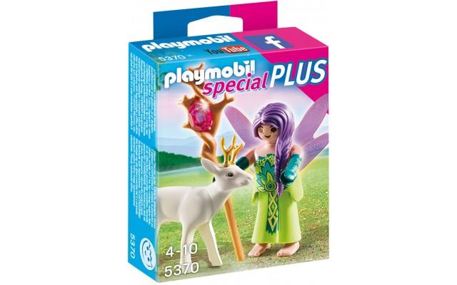 Playmobil 5370 - Фея з оленем - фігурки Плеймобіл Special Plus