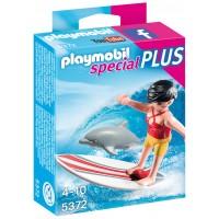 Playmobil 5372 - Серфінгіст з дошкою - фігурка Плеймобіл Special Plus
