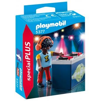 Playmobil 5377 - Діджей - фігурка Плеймобіл Special Plus