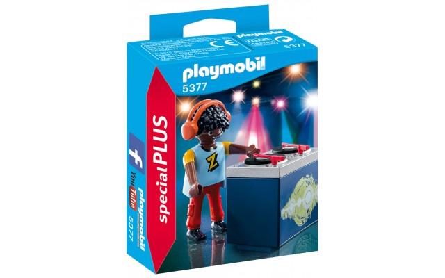 Playmobil 5377 - Диджей - фигурка Плеймобил Special Plus