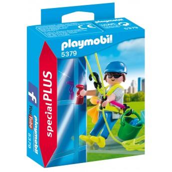 Playmobil 5379 - Чистильник вікон - фігурка Плеймобіл Special Plus