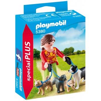 Playmobil 5380 - Дівчина з собаками - фігурки Плеймобіл Special Plus