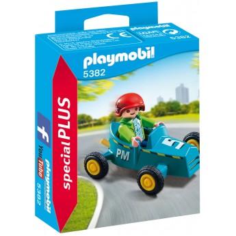 Playmobil 5382 - Мальчик на карте - фигурка Плеймобил Special Plus