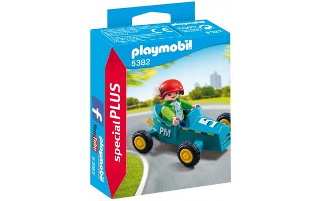Playmobil 5382 - Хлопчик на карті - фігурка Плеймобіл Special Plus