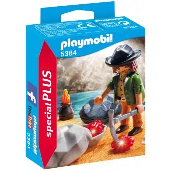 Playmobil 5384 - Искатель сокровищ - фигурка Плеймобил Special Plus