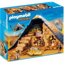 Playmobil 5386 - Пирамида фараона - конструктор Плеймобил History