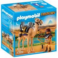 Playmobil 5389 - Єгипетський воїн з верблюдом - ігровий набір Плеймобіл History