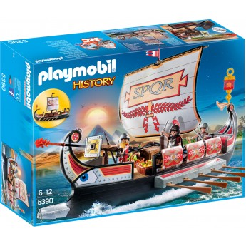 Playmobil 5390 - Корабель римських воїнів - ігровий набір Плеймобіл History
