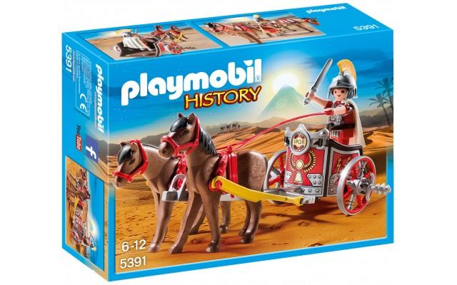 Playmobil 5391 - Римская колесница - игровой набор Плеймобил History