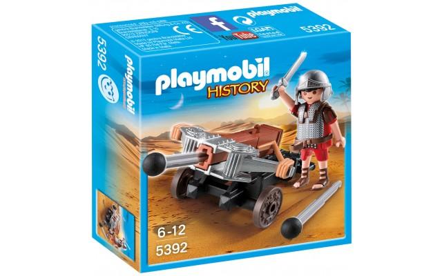 Playmobil 5392 - Легіонер з балістою - ігровий набір Плеймобіл History