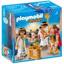 Playmobil 5394 - Цезар і Клеопатра - ігровий набір Плеймобіл History