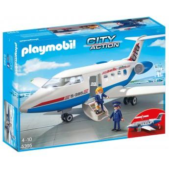 Playmobil 5395 Пассажирский самолет - игрушка Плеймобил