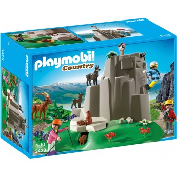 Playmobil 5423 Скалолазы и горные животные - игровой набор Плеймобил