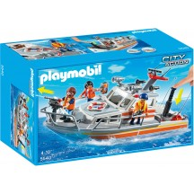 Playmobil 5540 Береговая охрана - игровой набор Плеймобил