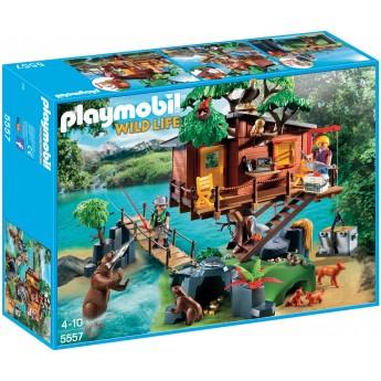 Playmobil 5557 - Будиночок на дереві - ігровий набір Плеймобіл Wild Life