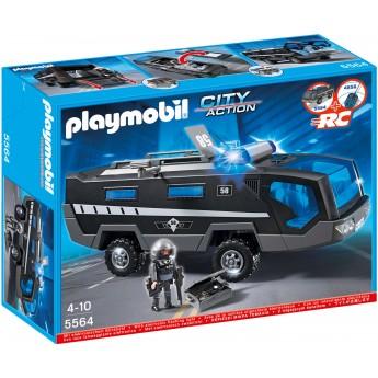 Playmobil 5564 - Автомобіль команди спецназу - ігровий набір Плеймобіл City Action