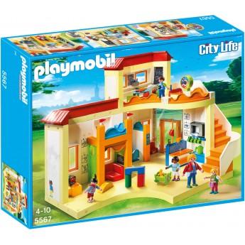 Playmobil 5567 Детский сад Солнышко - конструктор Плеймобил