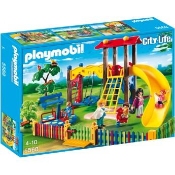 Playmobil 5568 - Детская площадка - игровой набор Плеймобил City Life