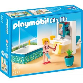 Playmobil 5577 Современная ванная комната - конструктор Плеймобил
