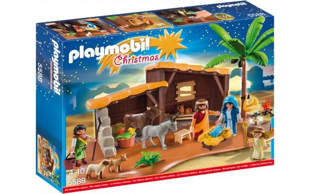 Playmobil 5588 Різдво - ігровий набір Плеймобіл