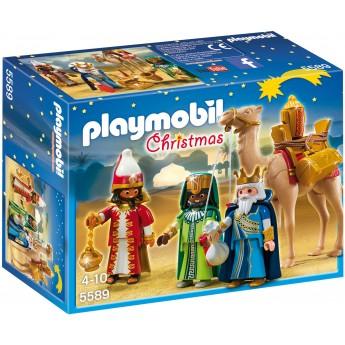 Playmobil 5589 Три короля-волхва з дарами - фігурки Плеймобіл