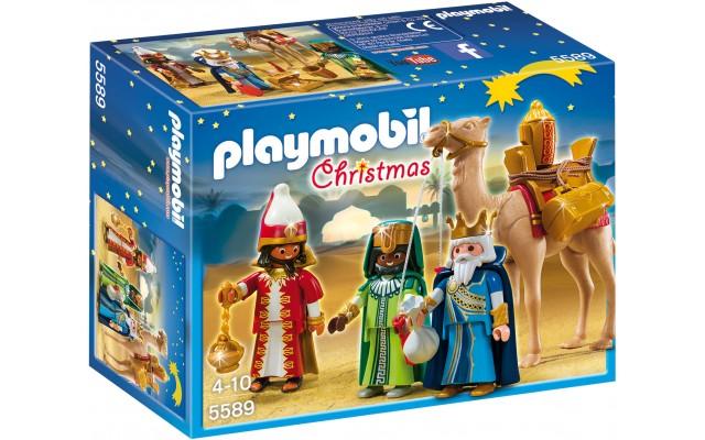 Playmobil 5589 Три короля-волхва с дарами - фигурки Плеймобил