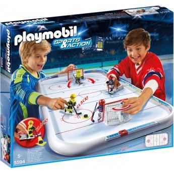 Playmobil 5594 Хоккей настольный - игра Плеймобил