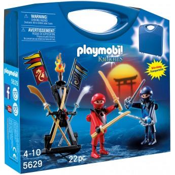 Playmobil 5629 Ниндзя в чемоданчике - игровой набор Плеймобил