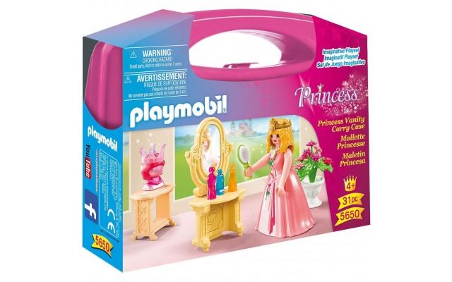 Playmobil 5650 - Принцесса Вэнити (кейс) - игровой набор Плеймобил Princess