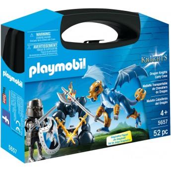 Playmobil 5657 - Лицарі дракона (кейс) - ігровий набір Плеймобіл History