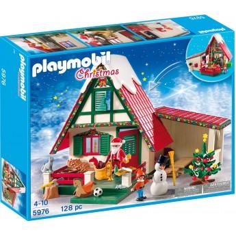 Playmobil 5976 Будинок Санта-Клауса - конструктор Плеймобіл