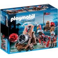 Playmobil 6038 - Пушка рыцаря - ястреба - игровой набор Плеймобил Knights