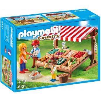 Playmobil 6121 Торговая лавка фермера - игровой набор Плеймобил