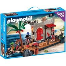 Playmobil 6146 - Пиратский Форт - конструктор Плеймобил Pirates
