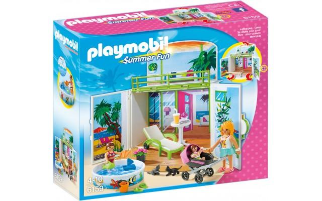 Playmobil 6159 - Пляжне бунгало - ігровий набір Плеймобіл City Life