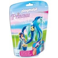 Playmobil 6169 - Принцесса Луна с Лошадью - игровой набор Плеймобил Princess