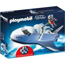 Playmobil 6196 - Космический шатл - игровой набор Плеймобил City Action