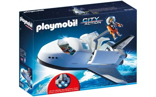 Playmobil 6196 - Космічний шатл - ігровий набір Плеймобіл City Action